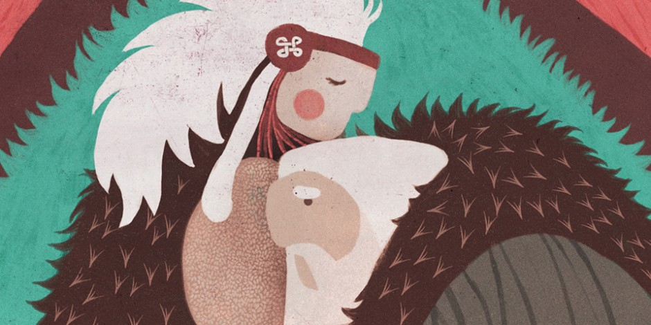 SOMNIUM, illustrated eBook. Art by Román García Mora.